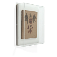 Gaylord Archival® Gem Acrylic Wall Exhibit Case