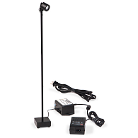 "Gaylord® Metro™ LED Spotlight with Driver for 20""H Vitrine"