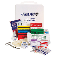 LifeSecure® First Aid Kit