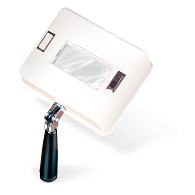 Model Q22 UV Exam Light with Magnifier