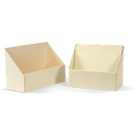 Gaylord Archival® Light Tan Corrugated Open File