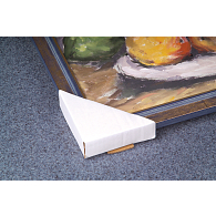 Uline Corrugated Frame Corners (400-Pack)