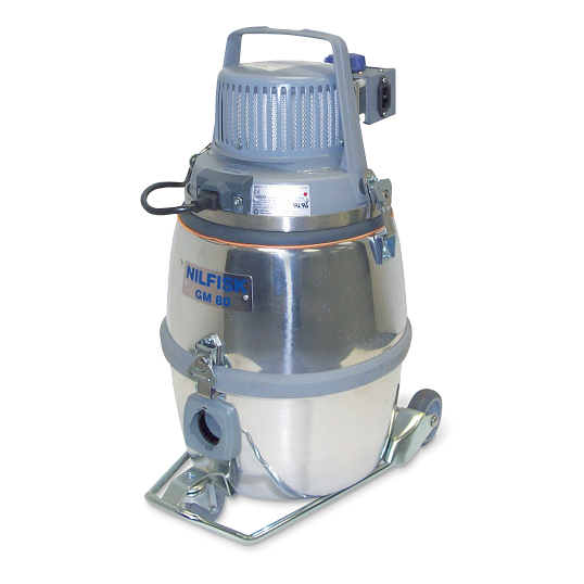 Nilfisk® Museum Vacuum Cleaner with HEPA Filter