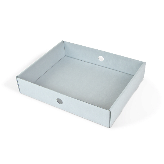 Gaylord Archival® B-flute Tray for Classic Record Storage Cartons