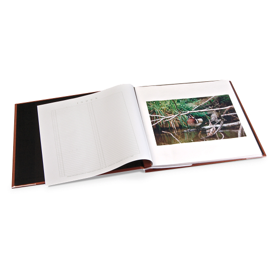 Pioneer® Post-Bound Silk Scrapbook