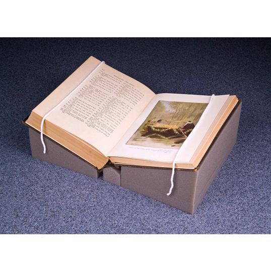 Large Urethane Book Mount Set
