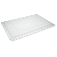 Rubbermaid® White Polyethylene Lid