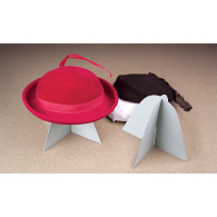 Gaylord® Hat Mount Stands (6-Pack)
