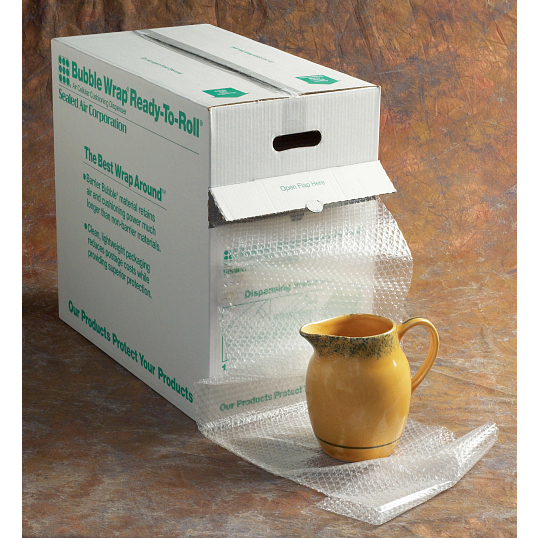 Bubble Wrap® Ready-to-Roll™ Dispenser