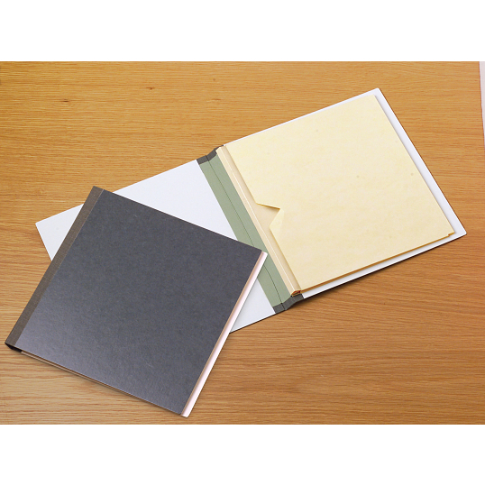 Gaylord® Pocket Binders with DuraCoat™ Acrylic Coating (5-Pack)