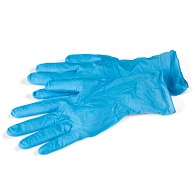 4 mil Powder-Free Nitrile Gloves (100-Pack)