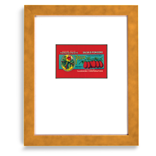 Gaylord Archival® Yellow JellyBean Collection Wood Frame Kit