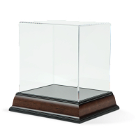 Gaylord Archival® Prestige Acrylic Tabletop Case with Laminate Deck