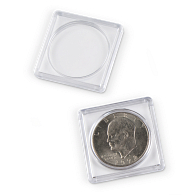 Polystyrene Half Dollar Coin Holder