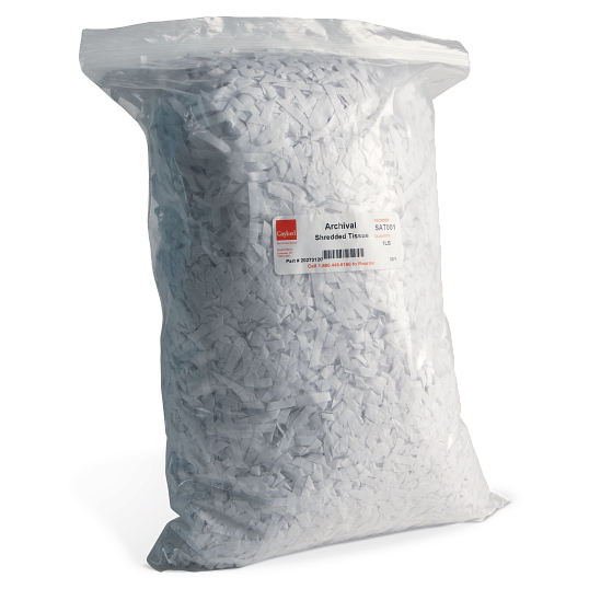 Gaylord Archival® Unbuffered Shredded Tissue