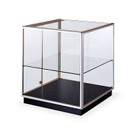 Peter Pepper Products MiniMint® Tabletop Exhibit Case with 2 Shelves