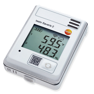 Testo Saveris Wi-Fi Temperature & Humidity Data Logger with Display