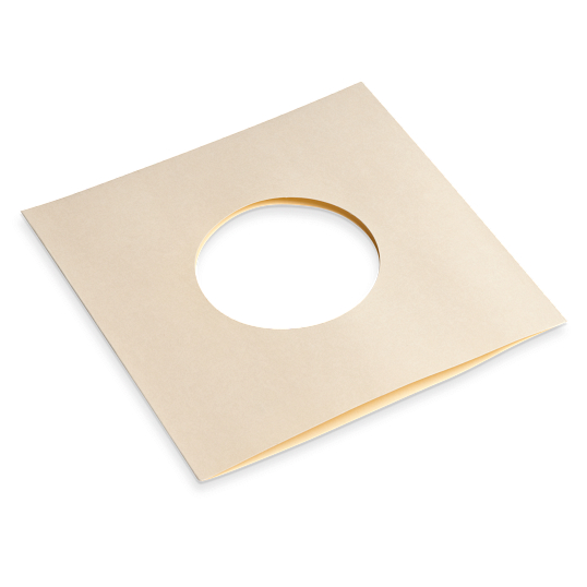 Gaylord Archival® 10 pt. Folder Stock Record Sleeves (25-Pack)