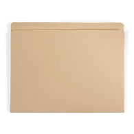 "Gaylord® Reinforced Full 1"" Tab Legal Size File Folders (100-Pack)"
