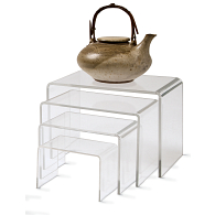 Jule-Art Long Acrylic Display Riser