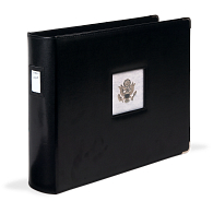 "Pioneer® 2 1/2"" D-Ring Leatherette Album"
