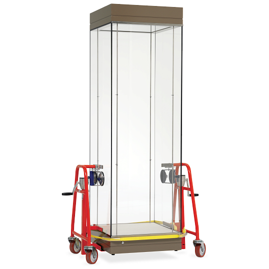 Gaylord® Transport Device for Museum Cases