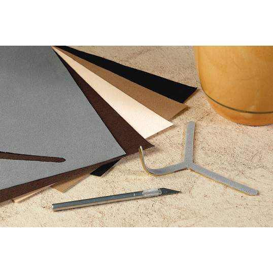 Benchmark Self-Adhesive Polysuede (3-Pack)