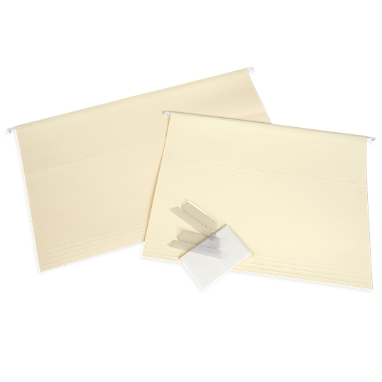 Gaylord Archival® Hanging Letter Size File Folders (25-Pack)