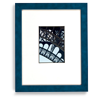 Gaylord Archival® Blue JellyBean Collection Wood Frame Kit