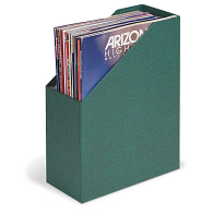 Gaylord Archival® Acid-Free Covered Board Closed Back Shelf File