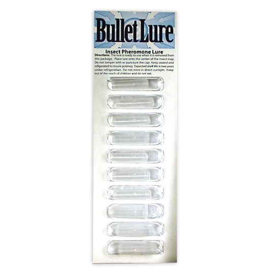 Cigarette Beetle Pheromone Lures (10-Pack)