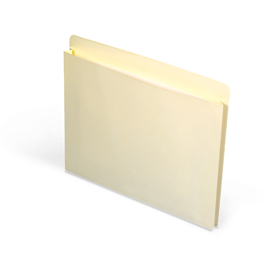 Gaylord Archival® Full Tab Letter Size Vertical File Folders (10-Pack)