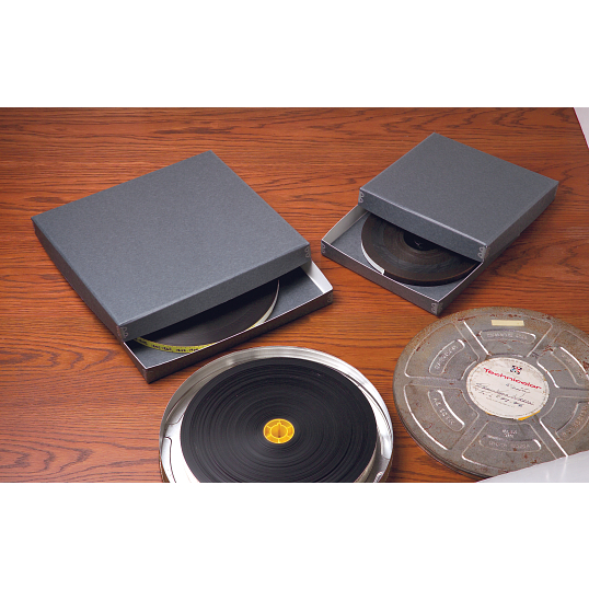 Gaylord® Deep Lid Archival Movie Film Box