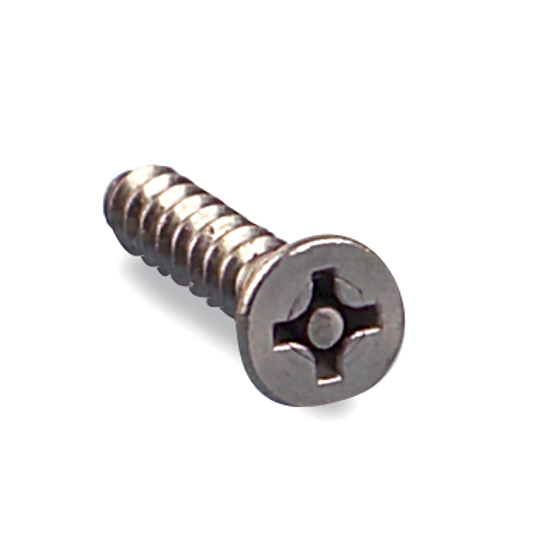 Benchmark Pin-Head Phillips No. 6-32 Security Machine Screws (100-Pack)