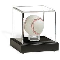 Gemini Moulding Baseball Exhibit Case