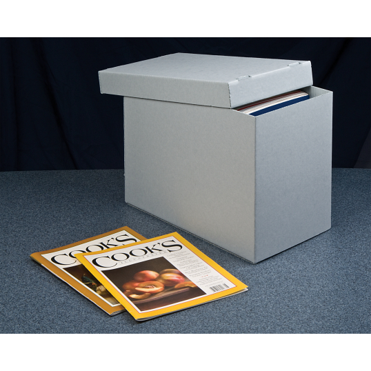 Gaylord Archival® B-flute Periodical Box