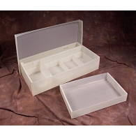 Gaylord® Corrugated Polypropylene Archival Skeletal Remains Box