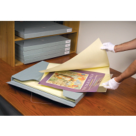 Oversize File Folders for Ackley Filing System (5-Pack)