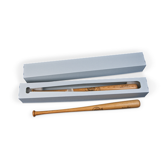 Gaylord Archival® E-flute Board Lid 1-Baseball Bat Box