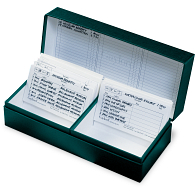Gaylord Archival® PrintArchive Green Flip-Top Print Storage Kit