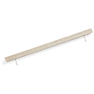 Gaylord Archival® Linen-Wrapped Retaining Bar