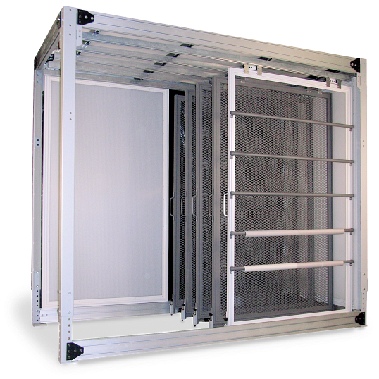 Large Frame for Modular Art Panel System