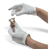Cotton Gloves (12 Pairs)