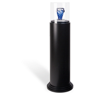 "Gaylord® 16"" Diameter Column Exhibit Case"