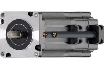 drylin® E EC/BLDC motor brushless with hall/encoder and brake, flange size 56 妹妹