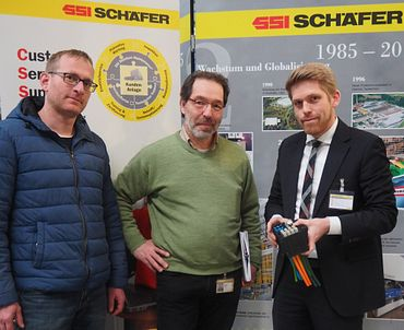 SSI SCHÄFER预拆卸电缆