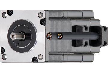 drylin® E EC/BLDC motor brushless with hall/encoder and brake, flange size 60妹妹