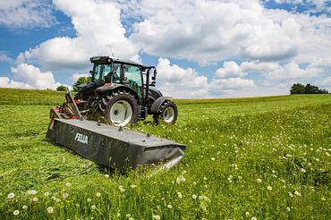 田间农业机械