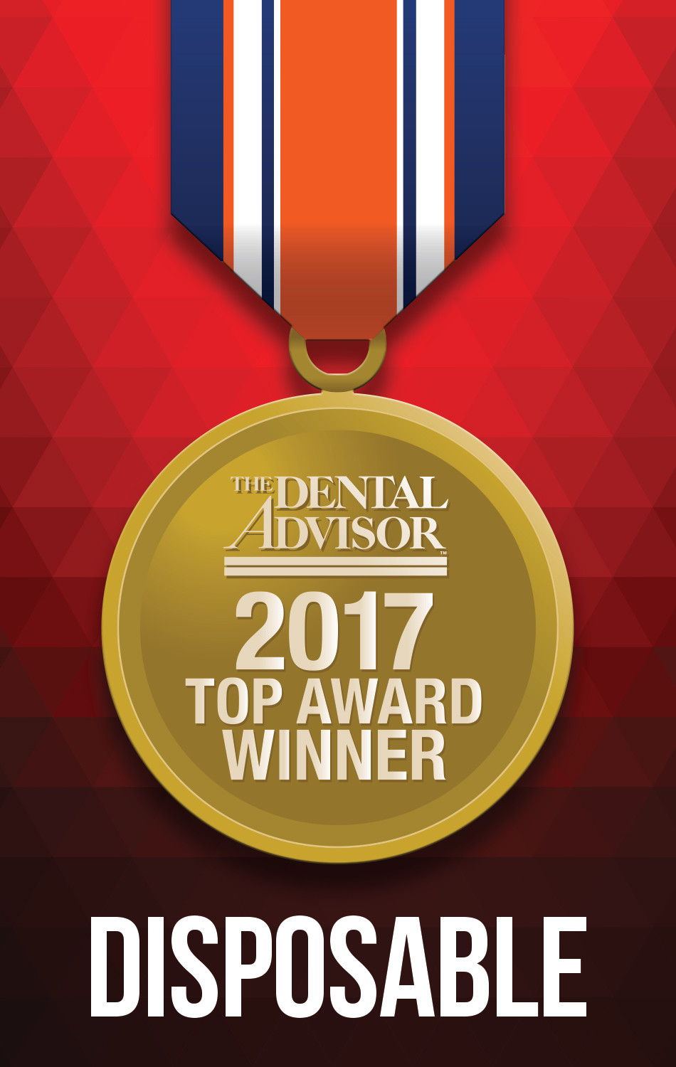 The Dental Advisor Top 2017 Awards - Disposable