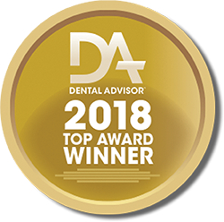 Dental Advisor 2017 - Award